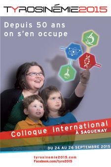 Colloque international à Saguenay du 24 au 26 septembre 2015